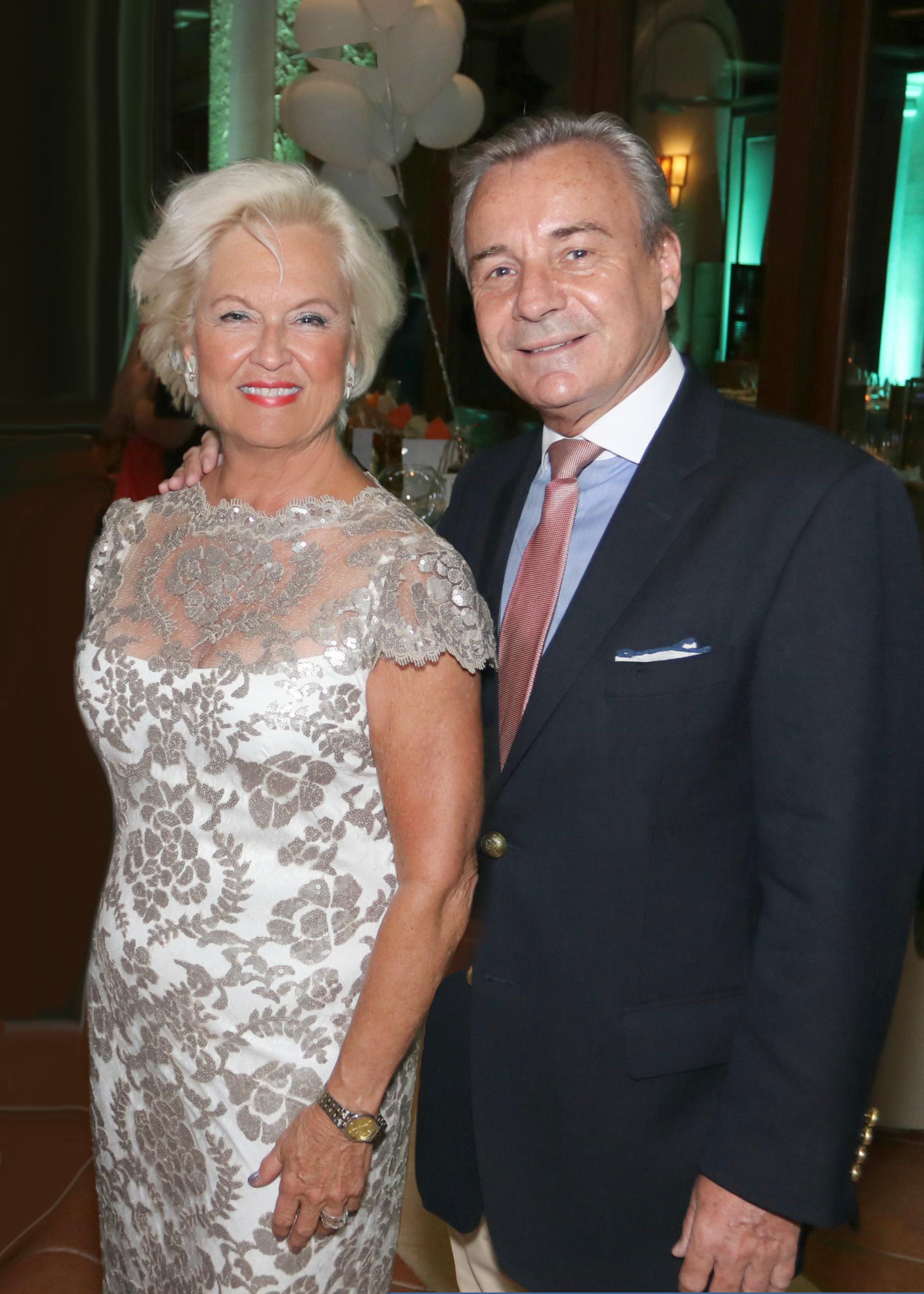 Elaine Leary, Franck Laverdin