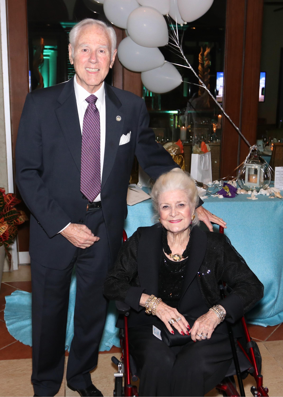 Ellis Parker, Nancy Parker