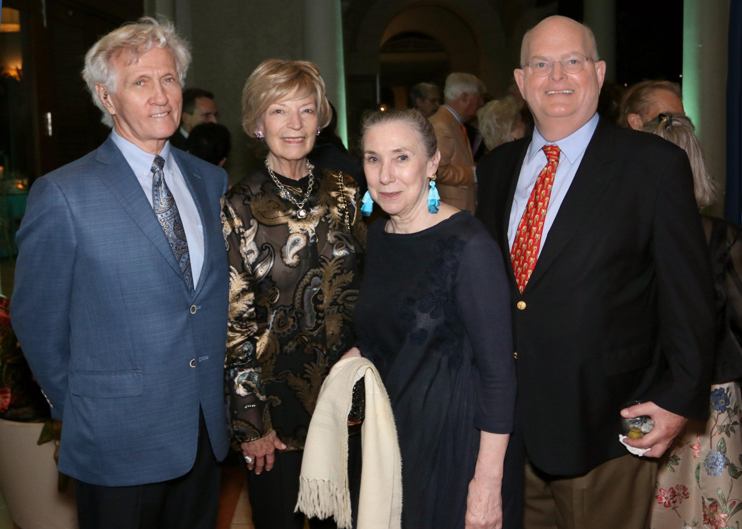 Len Clark, Margaret MacKenzie, Joan Rosasco, Marc Meadows