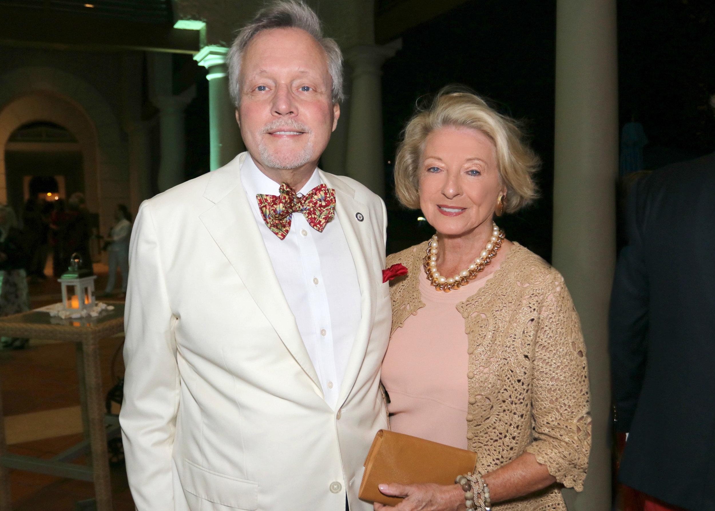 Richard Carr, Irene Goodkind