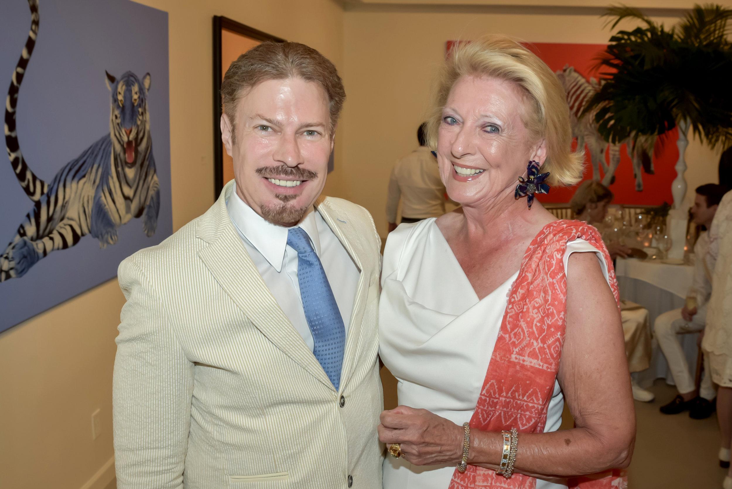 Michel Witmer, Irene Goodkind