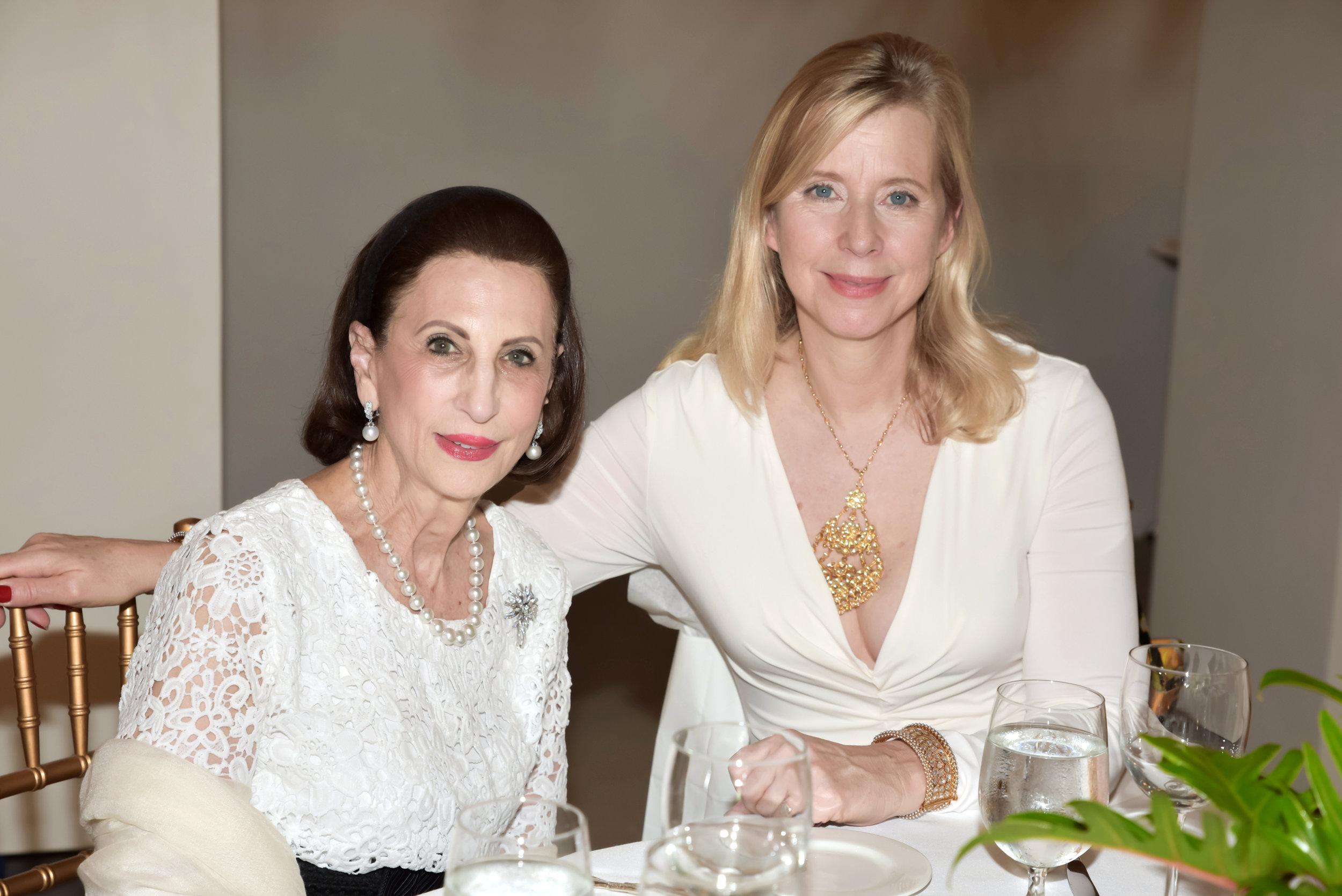 The Honorable Carole Brookins, Countess Dorothea de La Houssaye
