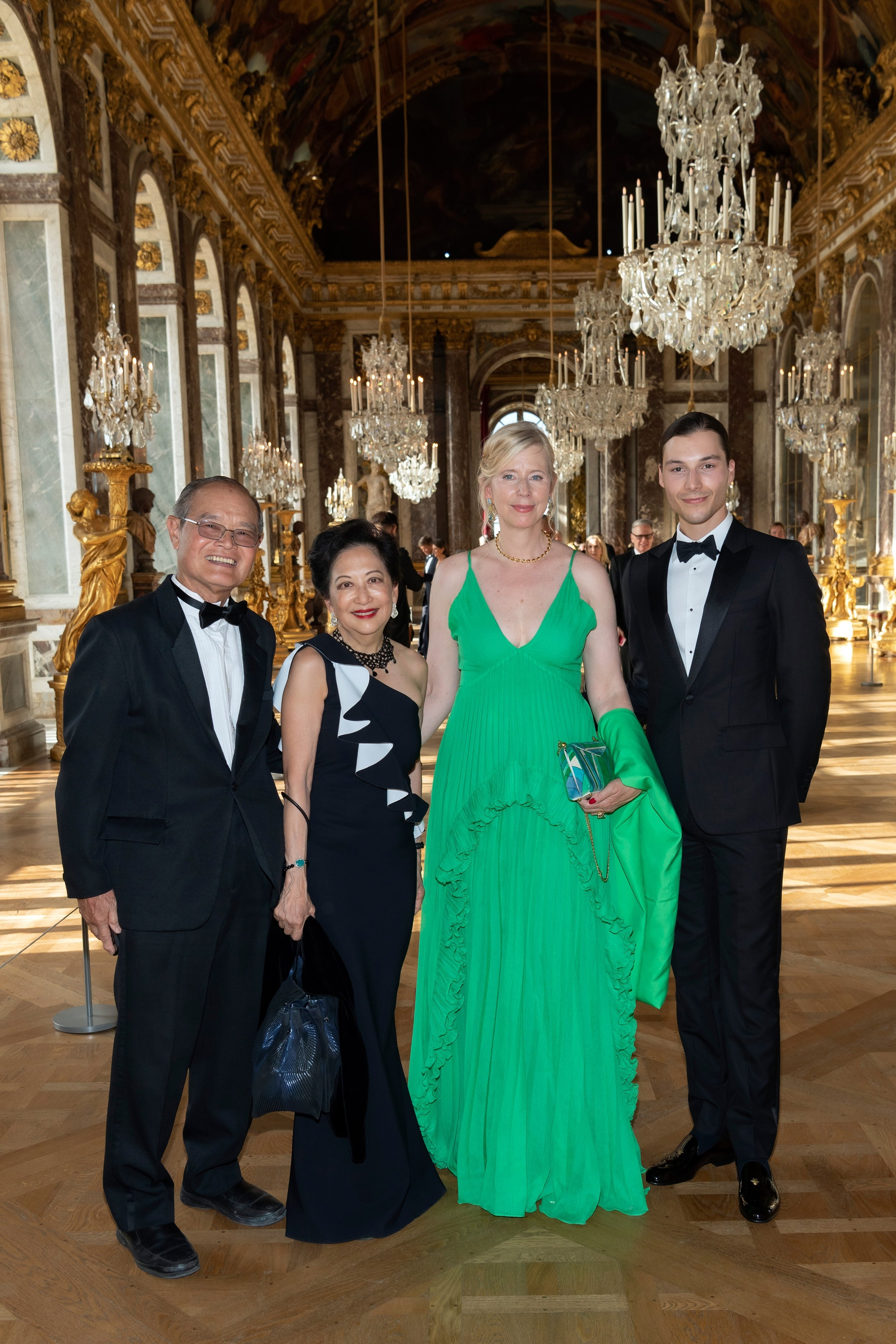 Worldster Lee, Patricia Lee, Countess Dorothea De La Houssaye, Mathieu-Francois Spannagel