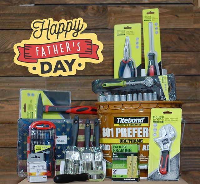 Father's Day is quickly approaching! Luckily, we have gifts available for every special dad in your life! 🔨👔 Come by our Harlingen or McAllen ReStore location to find your special gift today! Plus enjoy 15% OFF today!  #FathersDay #CountdownSale #giftideas #dadgifts #dad #shoplocal