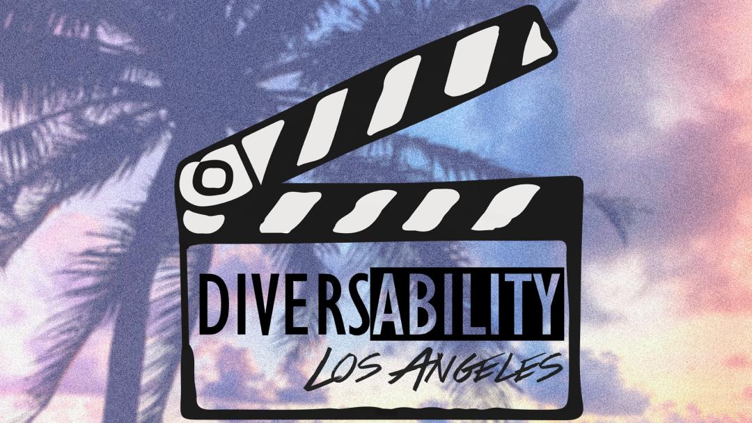 diversability la logo with palm tree background