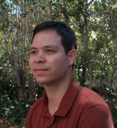 Nick Lum, founder of BeeLine Reader (photo provided by Nick Lum)