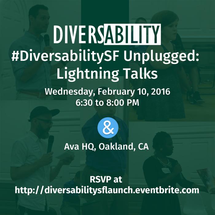 diversability sf event details
