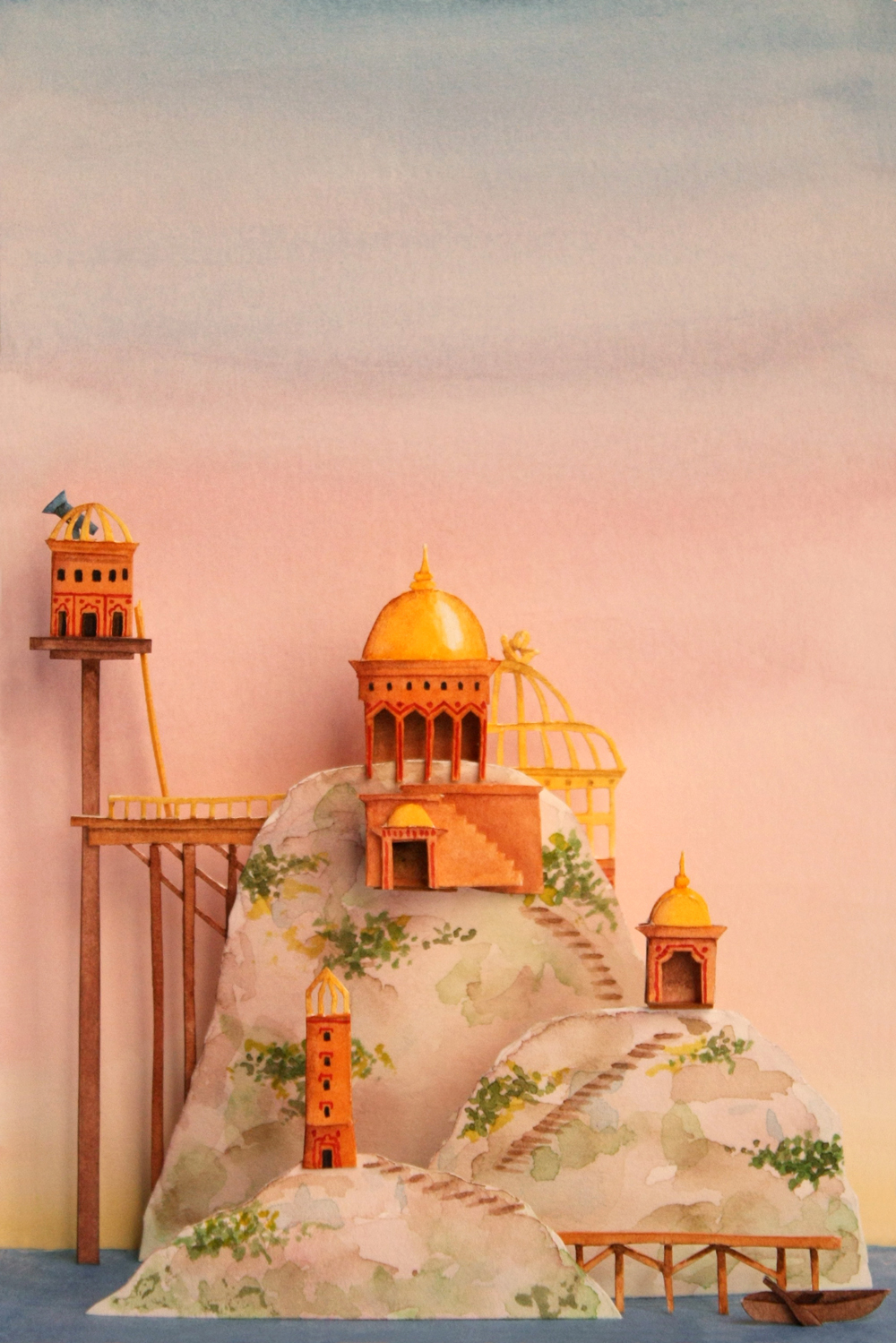 Handpicked: The Charming Dioramas of Mar Cerd�