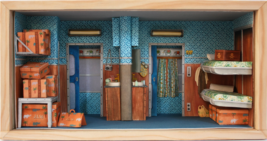 Handpicked: The Charming Dioramas of Mar Cerd?