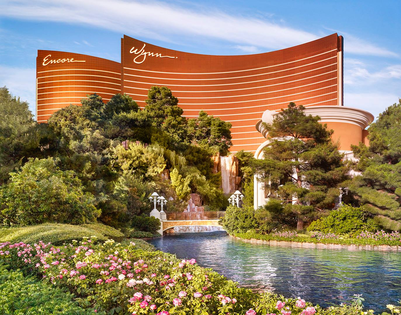 photo credit: Wynn Las Vegas official Facebook page