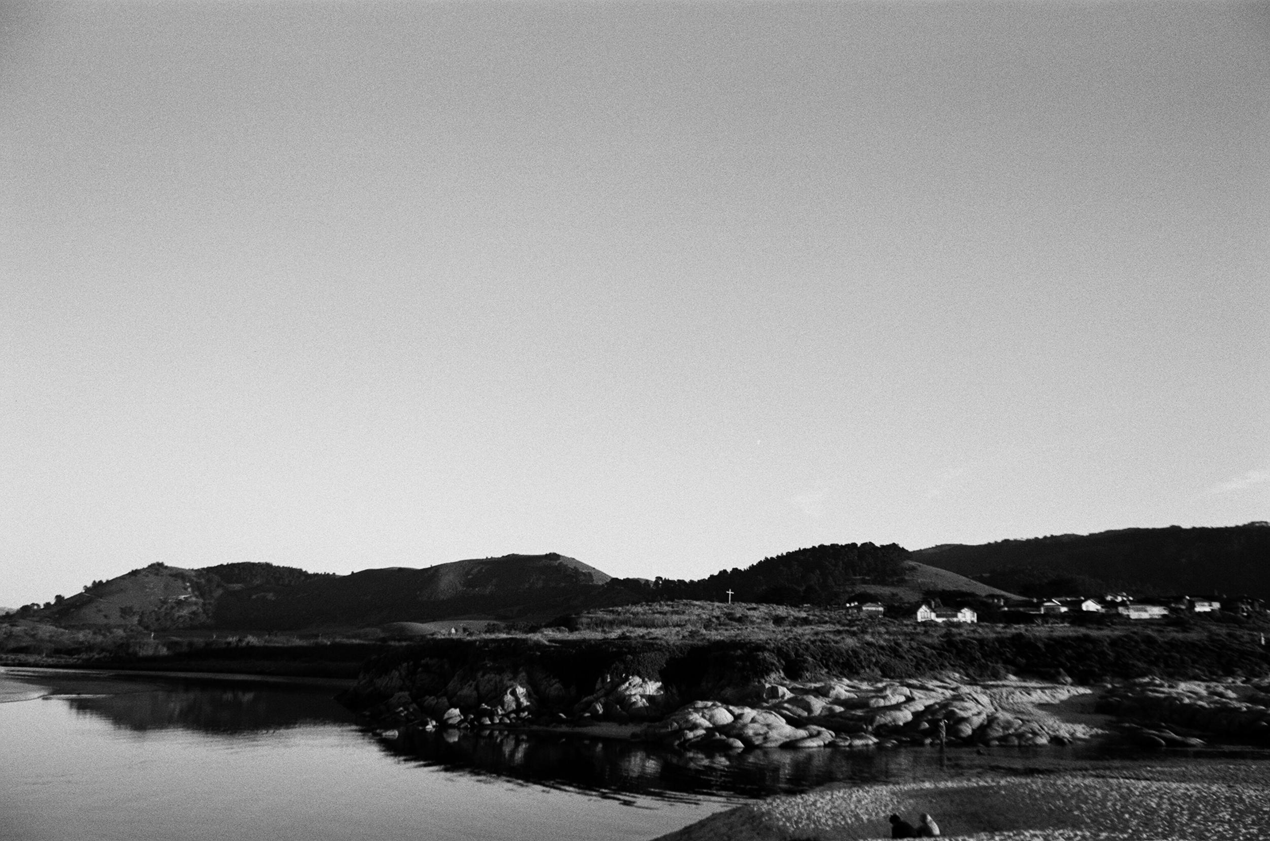 hillside religion, Carmel, 35mm