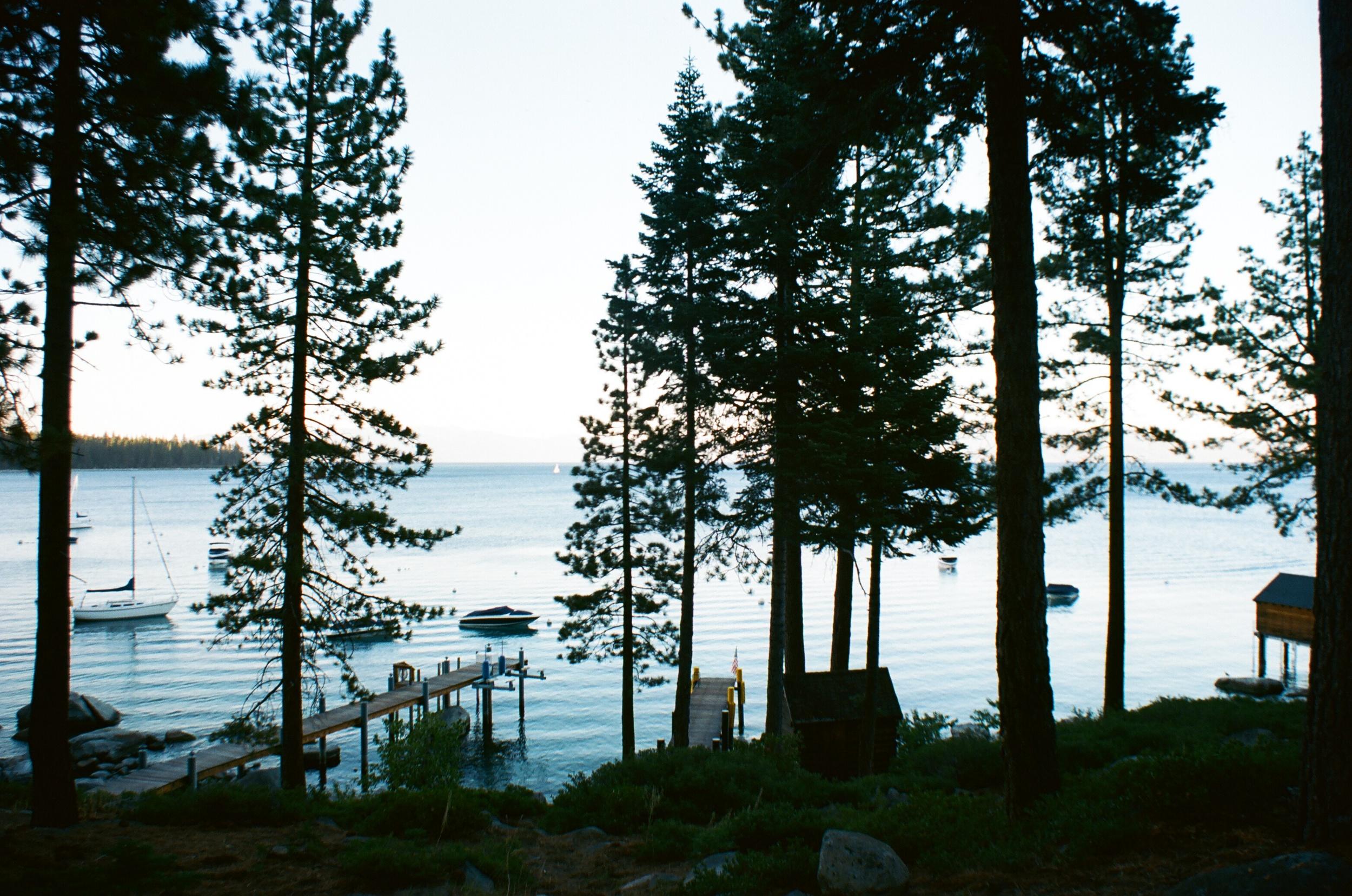 Lake Tahoe, 35mm