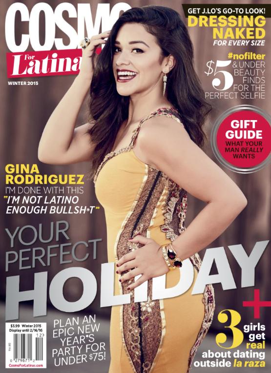 Fashion & Accessories Editor: Laura Zapata. Stylist: Niria Portella. Cover,  Cosmo for Latinas.