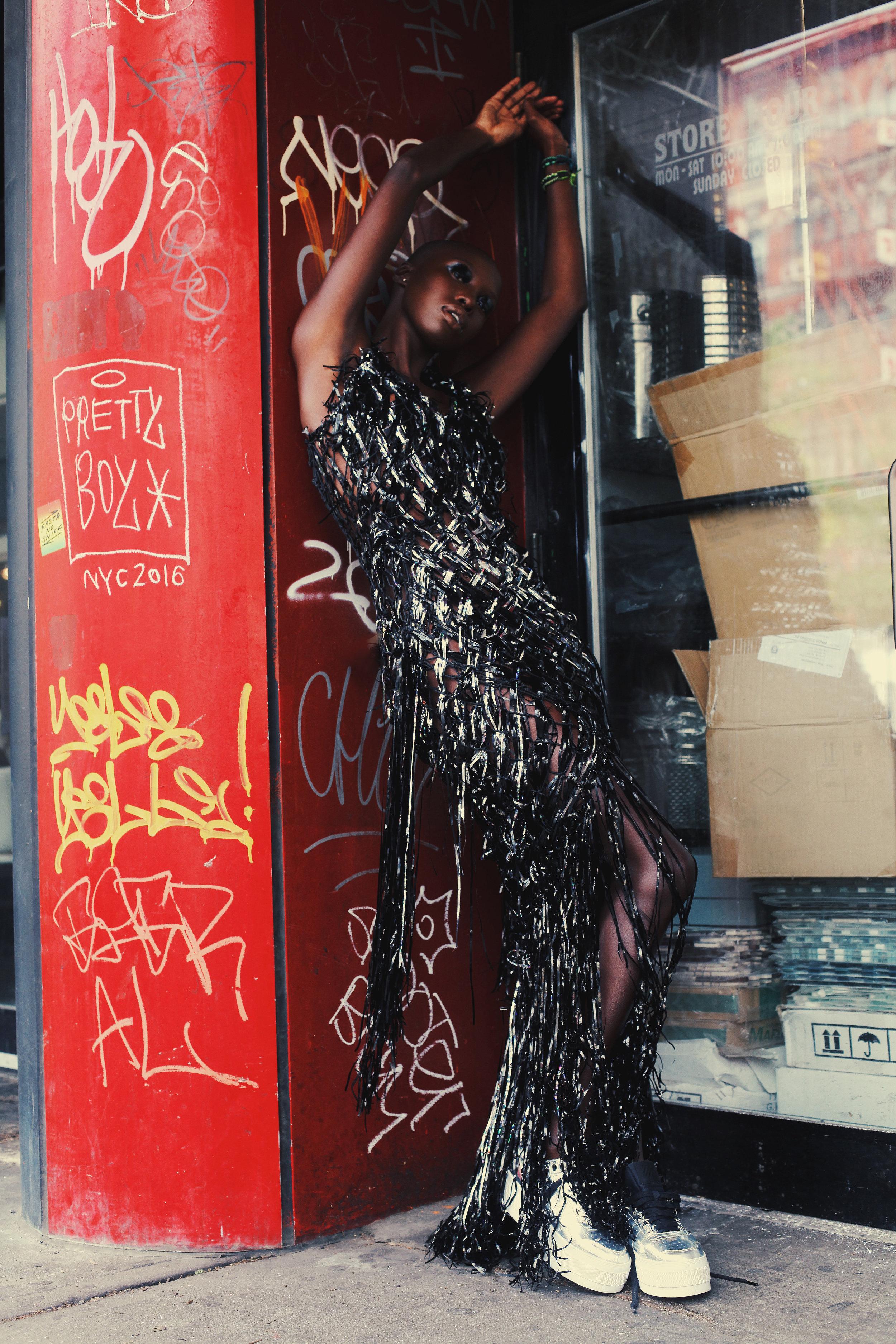 LADYGUNN.COM Fashion Feature. Photo: Juan Veloz.