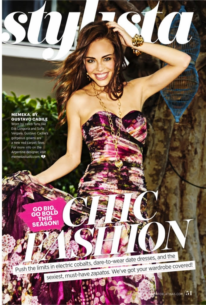 Fashion Editor and Stylist - Fashion Section Opener (FOB),  Cosmo for Latinas .