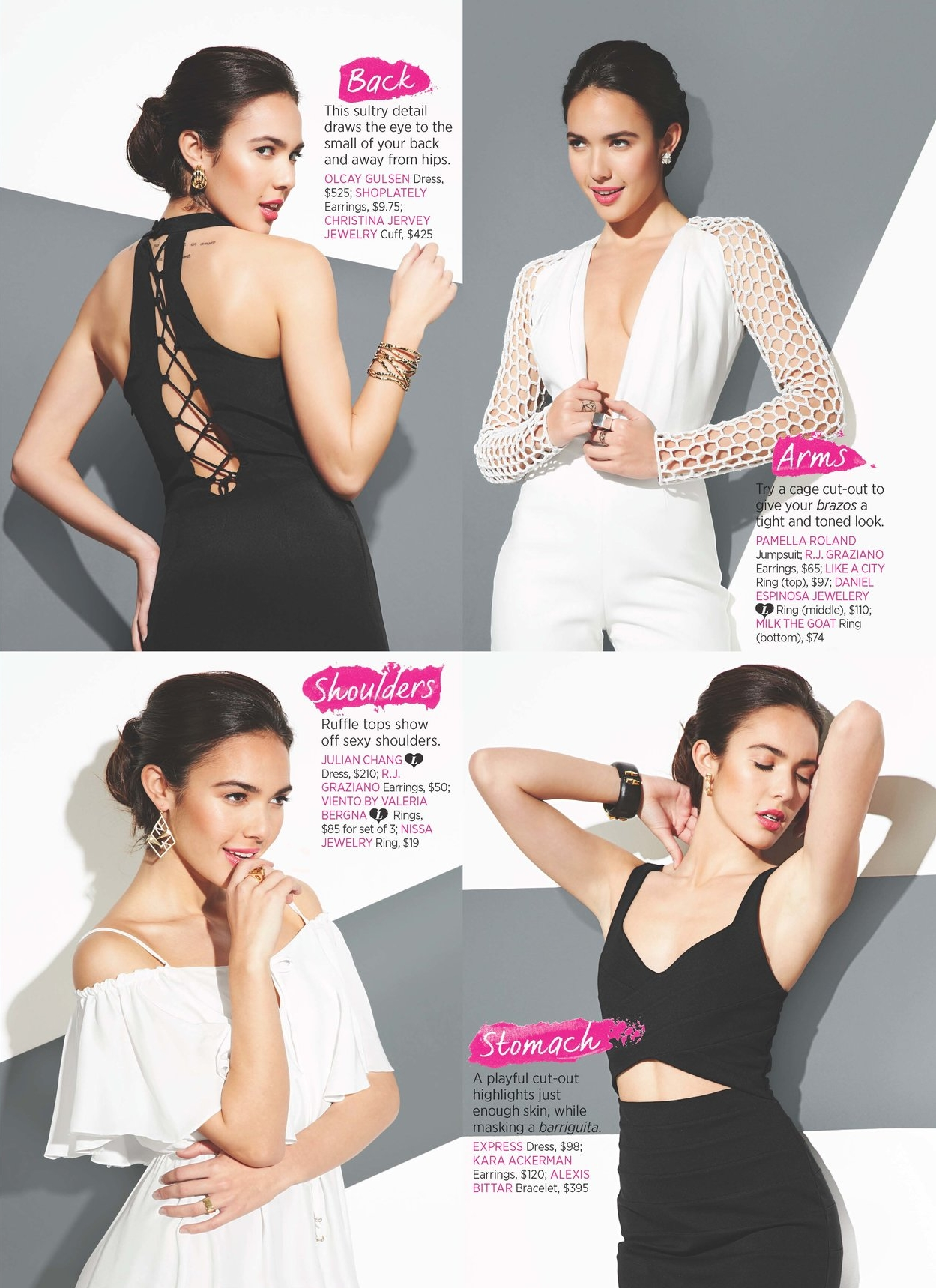 Trend Direction, Fashion Editor & Stylist, FOB -  Cosmo for Latinas . Photo: Joshua Pestka.