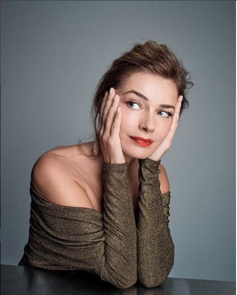 PROC NE Magazine (Czech Republic) Celebrity Feature (Paulina Porizkova). Photo: Dennison Bertram.