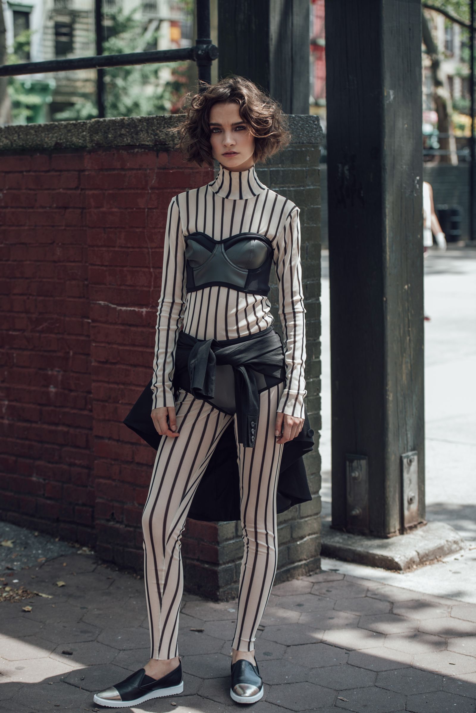 VULKAN Magazine.com Fashion Feature. Photo: Julia Martins Miranda.