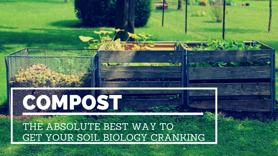 Boost Your On-Farm Fertility With Compost and You'll Never Look Back