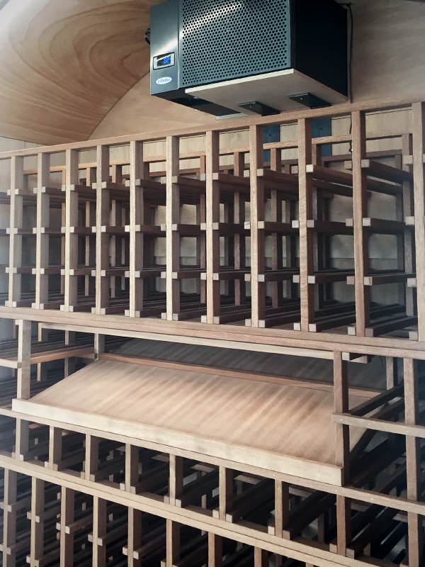 Sommi Wine Cellars • Custom Wine Cellars for Custom Homes