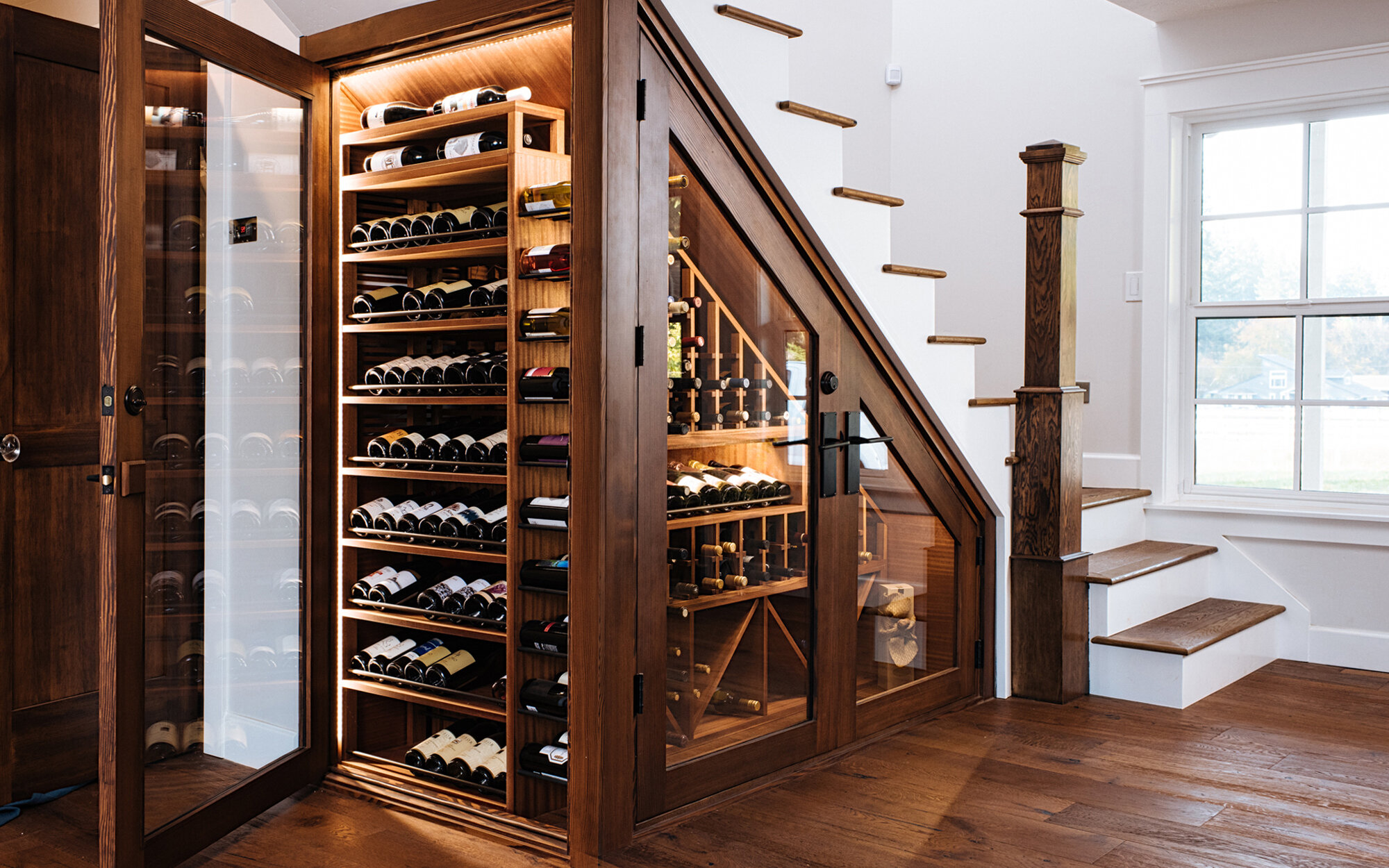 Custom Home Wine
