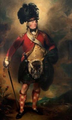 Colonel MacKenzie - William Dyce [Public domain], via Wikimedia Commons