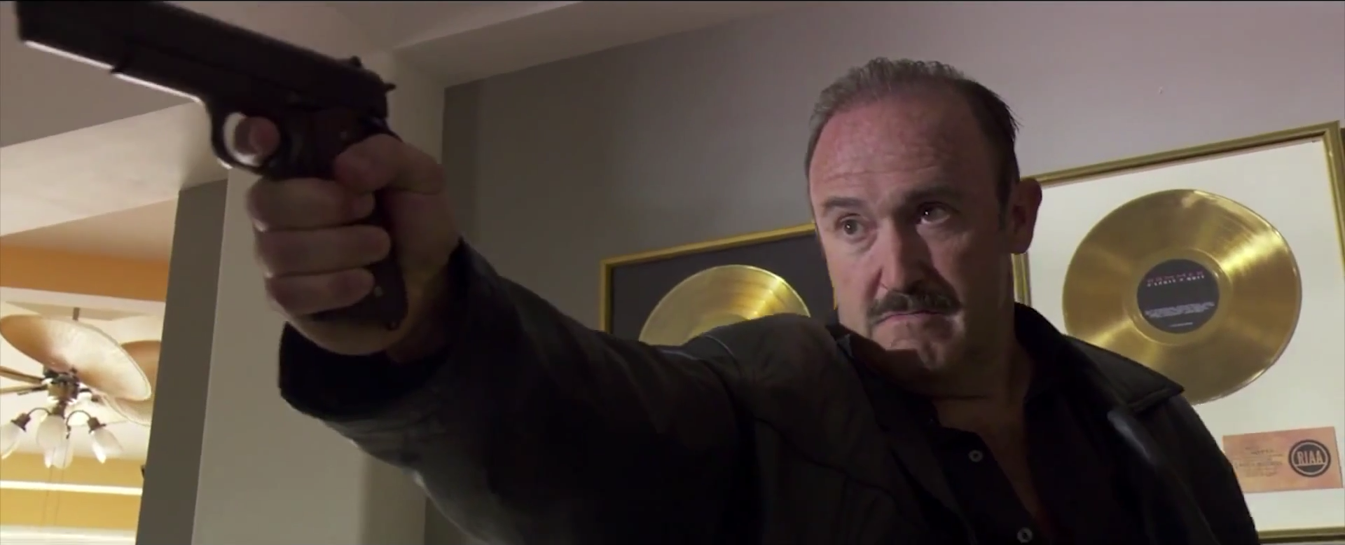 CHARLEY ROSSMAN as Bruce