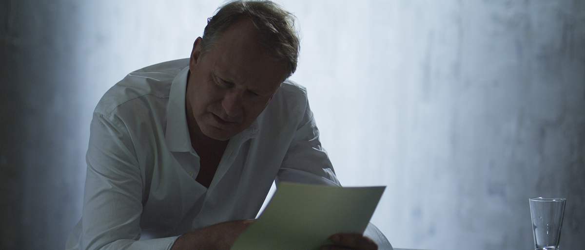 STELLAN SKARSGÅRD - On Camera Narrator,  Our Need For Consolation