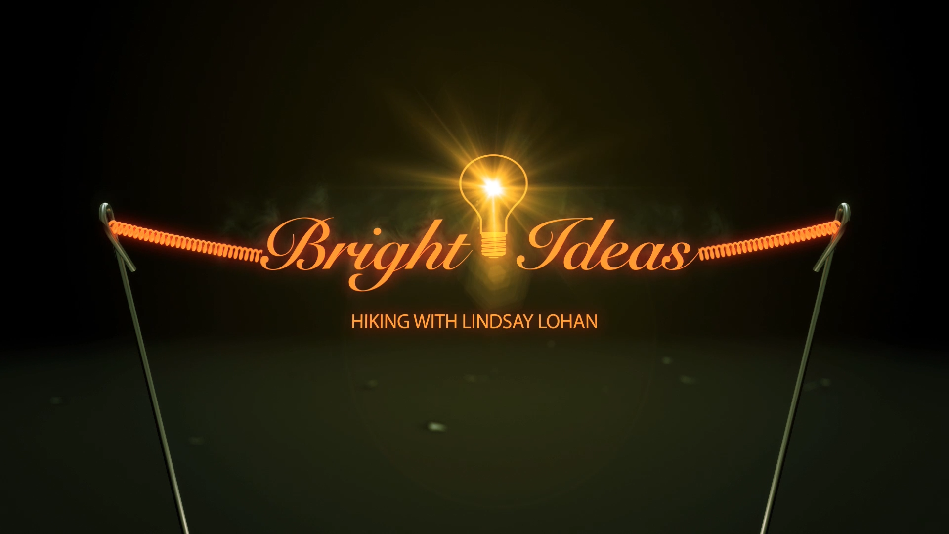 BRIGHT IDEAS - Proof of Concept Webseries