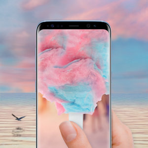 samsungmobile  Everything you see turns to eye candy on the  #GalaxyS8