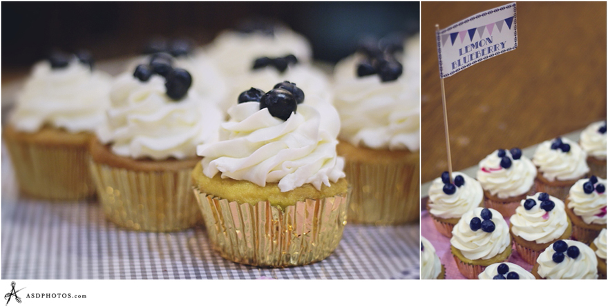 Wedding Cupcakes Lemonberry