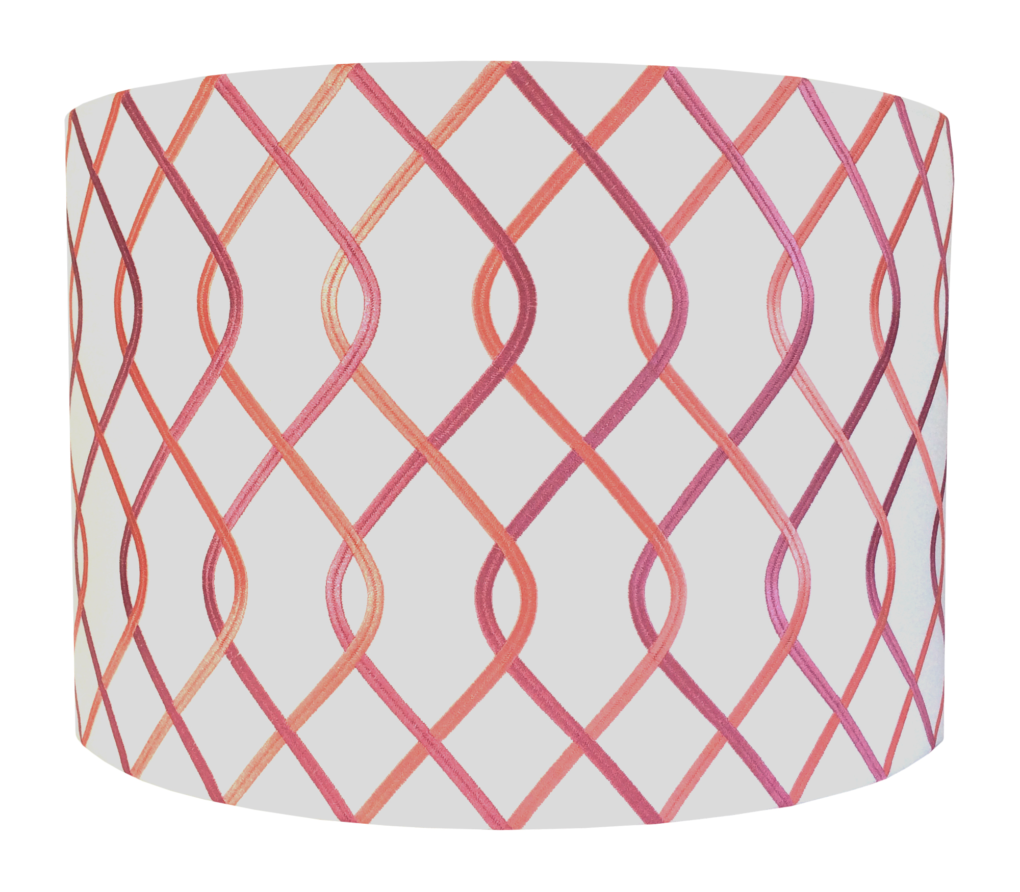 Custom sconce lampshades by Mod Pieces