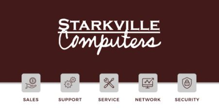 Starkville Computers is our Retail Sales & Support Division Serving the Golden Triangle since 2000