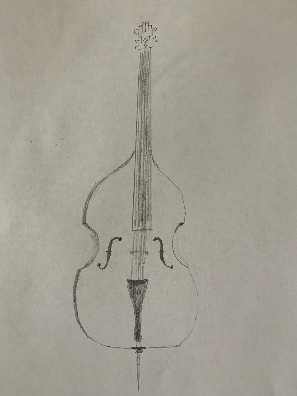Sketch by Sarah Joy