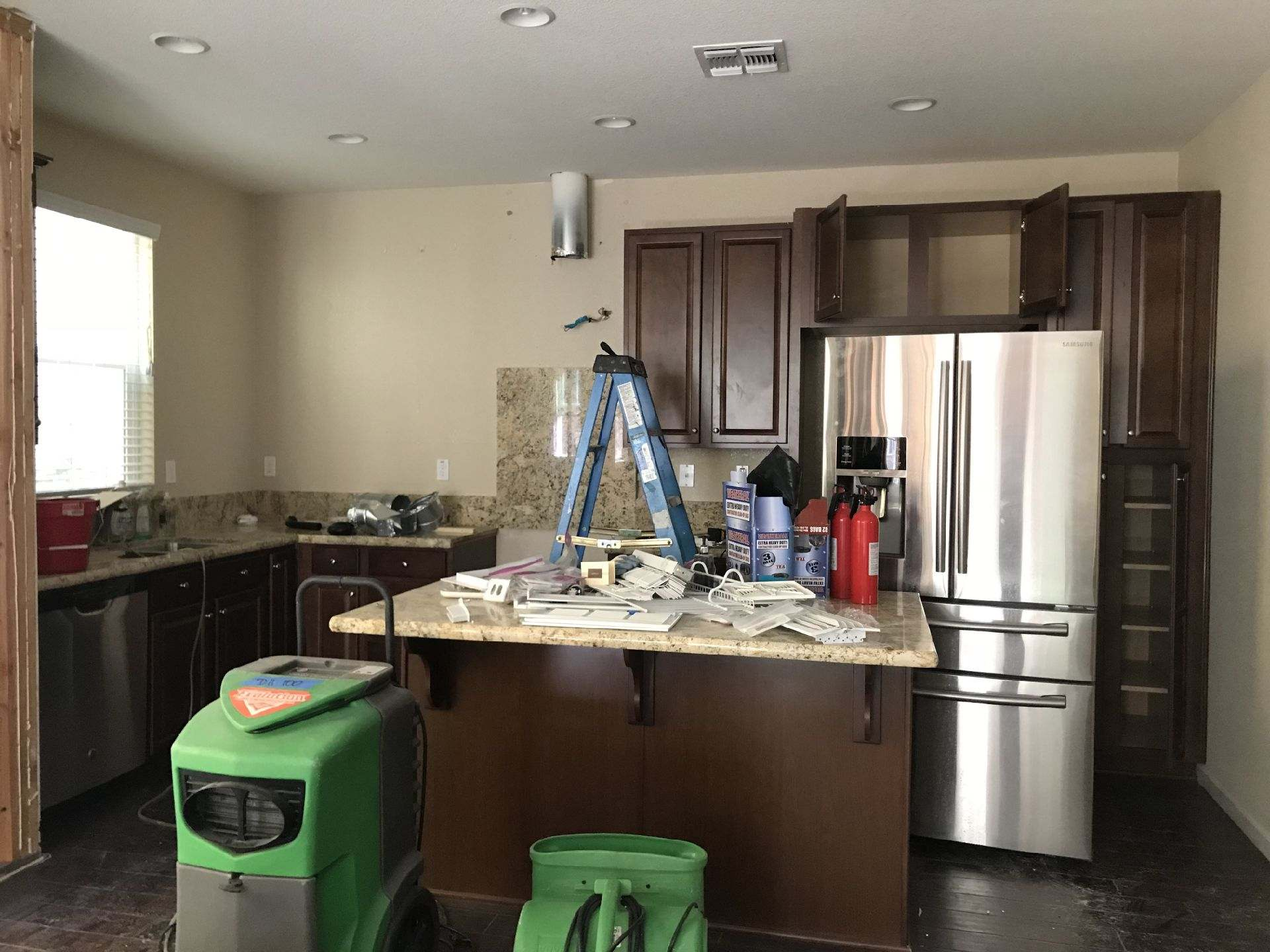 Old Kitchen -