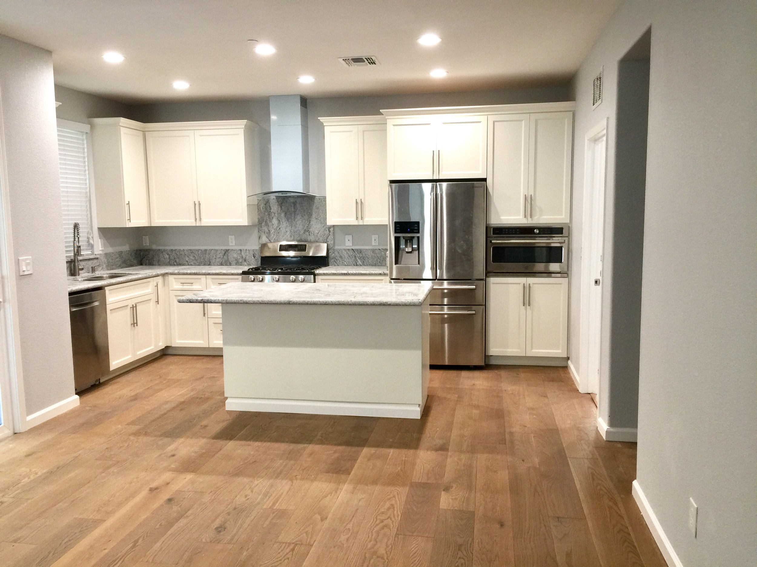 Remodeled Kitchen -