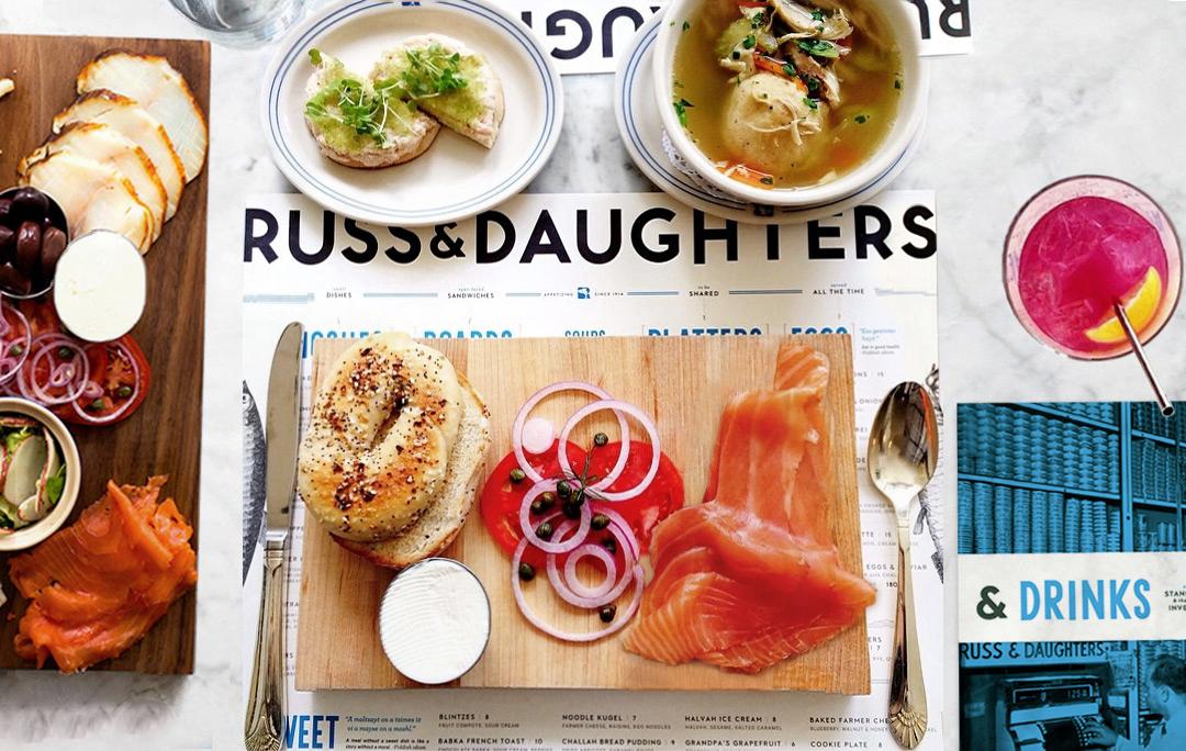 Russ & Daughters Cafe—NYC's Best Jewish Comfort Food
