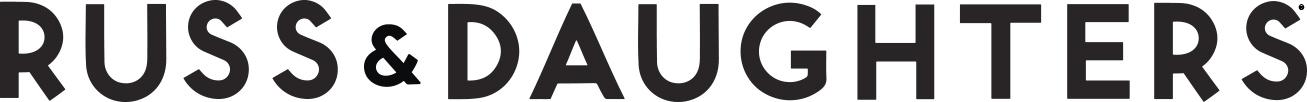 Russ and Daughters Logo Bar