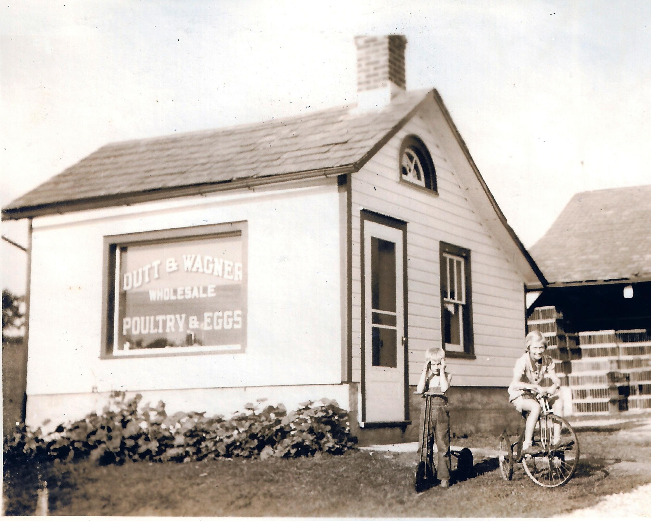 History Virginia Food Distributor