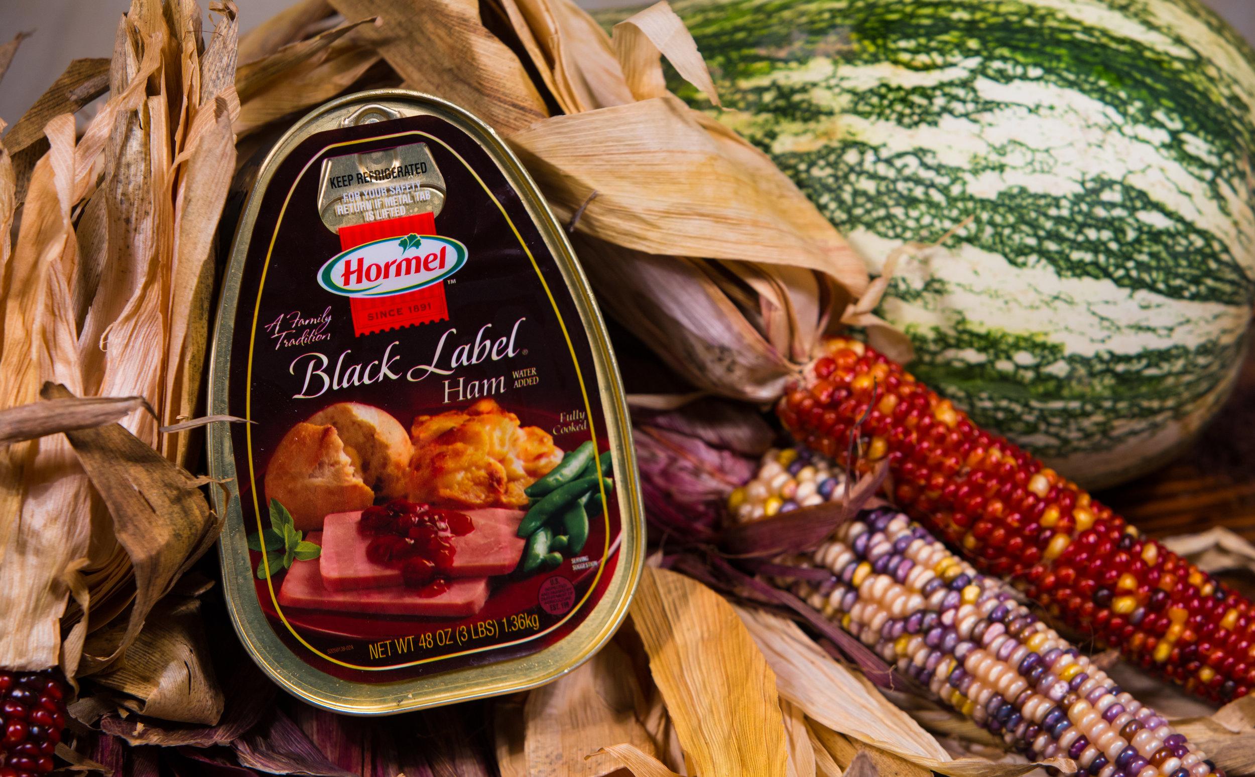 Hormel Black Label Canned Ham