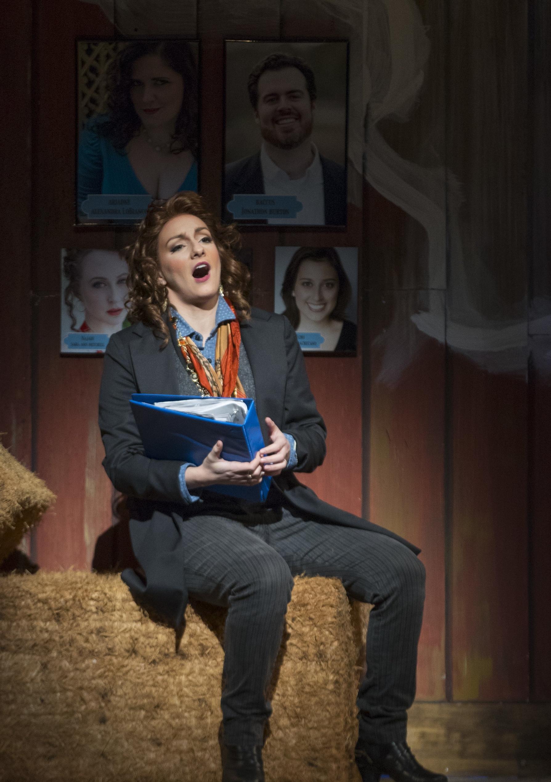 Erich Schlegel for Austin Opera
