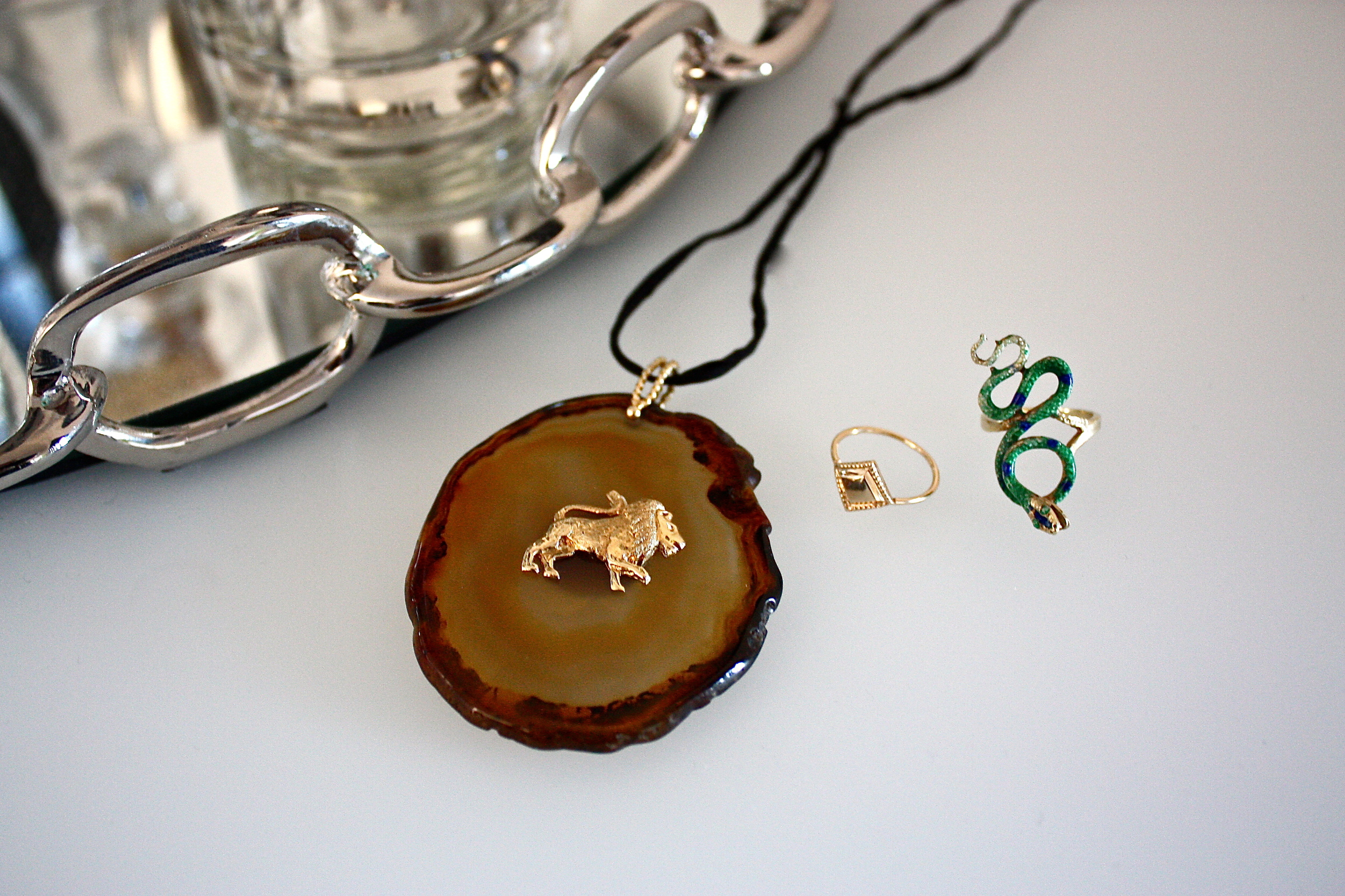 Vintage finds from Levy Jewelers