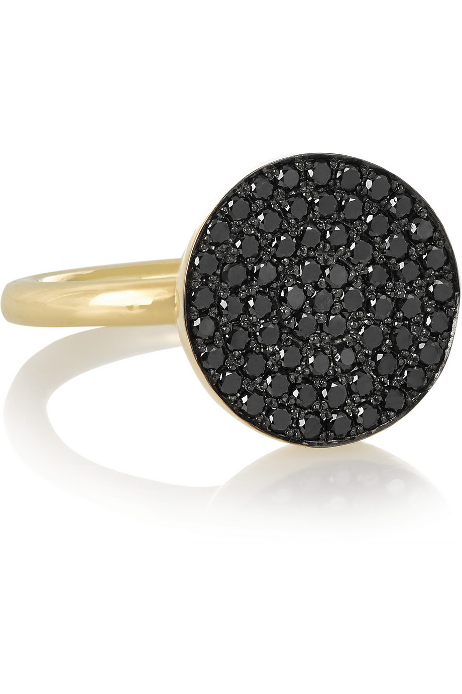 Elena Votsi  Cyclos 18-karat gold diamond ring, $5,450,  available at Net-A-Porter .