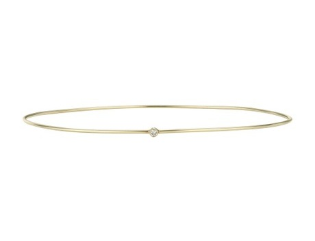 Assorted  Jennifer Meyer  18K yellow gold bangles available on  Net-a-Porter