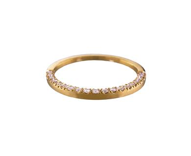 Diamond 'Je T'aime Beaucoup' Ring available at  twistonline.com