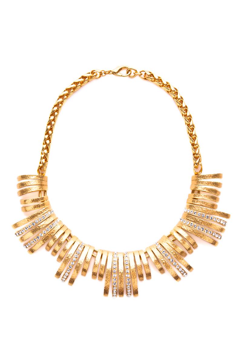 The Major Lash necklace, available at  Gerard Yosca .