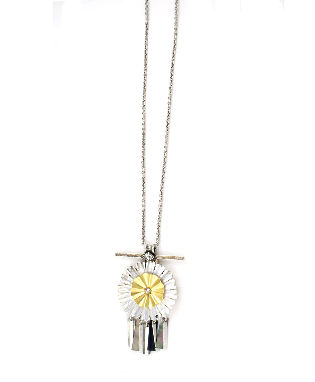 Rose Shimmer pendant, available at  Gerard Yosca .