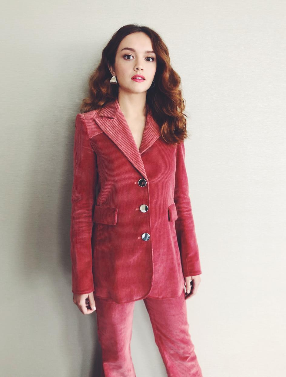 Olivia Cooke in Ariana Boussard-Reifel