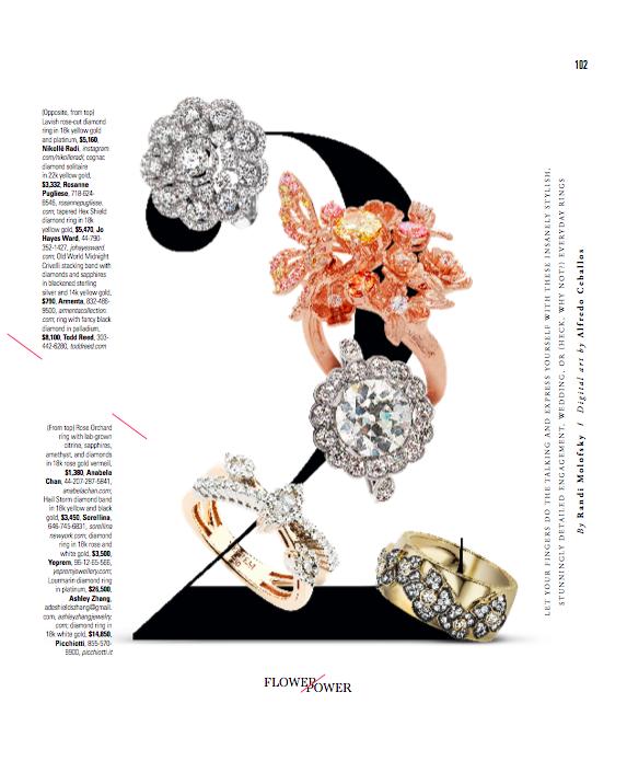 Sorellina in JCK Magazine