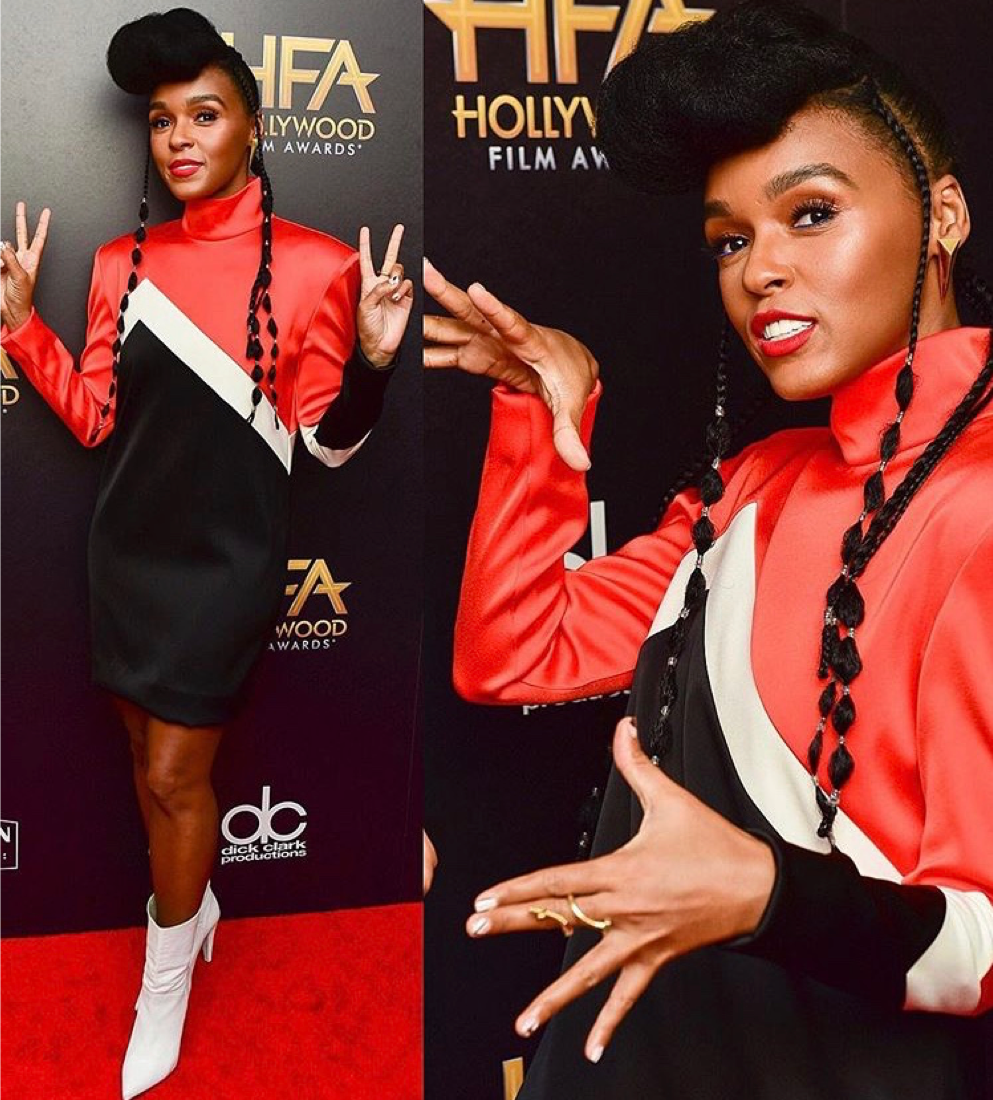 Janelle Monae in Established